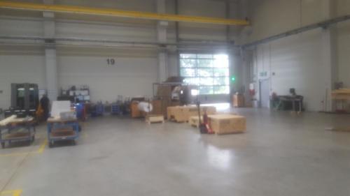 Warenausgang:Die Lieferdokumente werden erstellt.