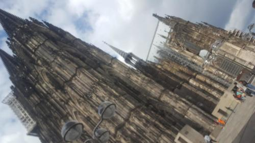 Dom: Ausflug nach Köln
