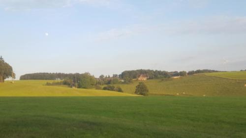 Aussicht:Meine Spaziergangsrunde mit wunderschöner Aussicht