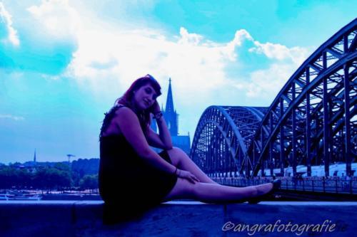 Hohenzollnern Brücke